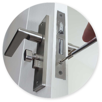 install locks and door furniture