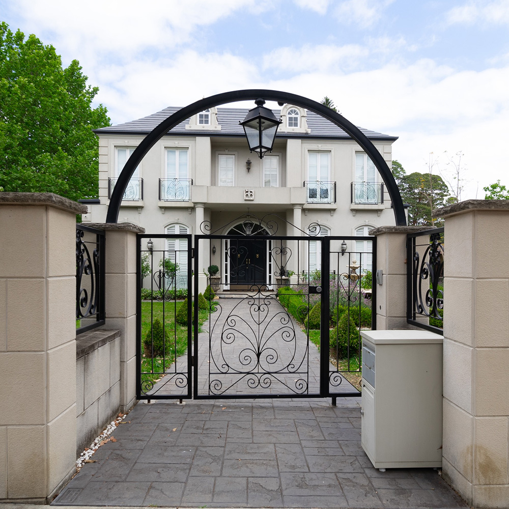 Residential security in Sydney